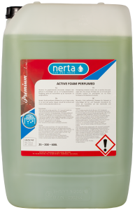 active foam perfumed, nerta active foam perfumed