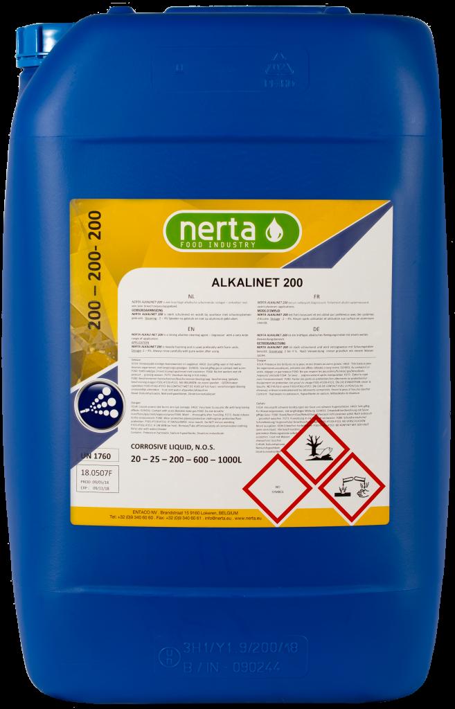 alkalinet 200, nerta alkalinet