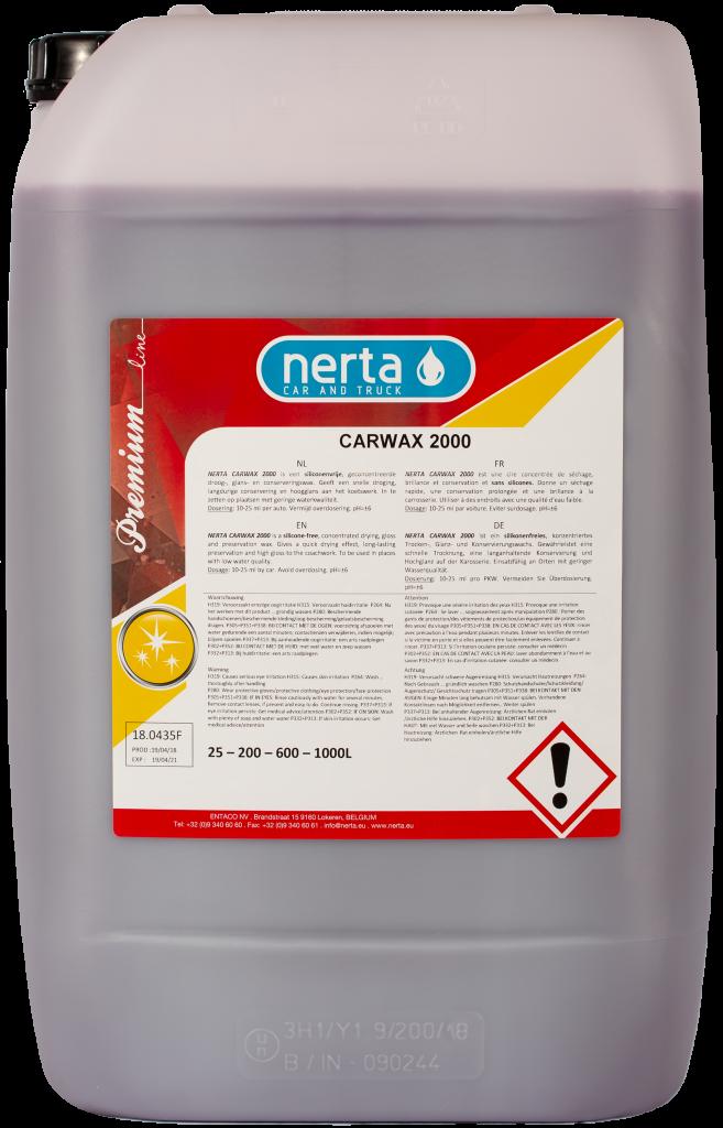 CARWAX 2000