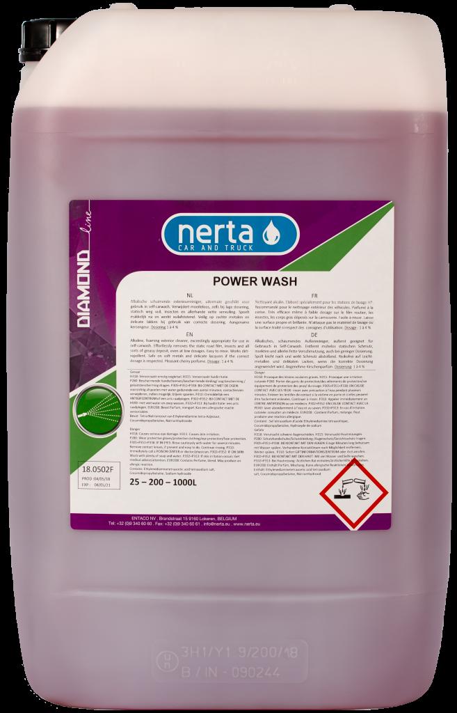 nerta power wash, power wash