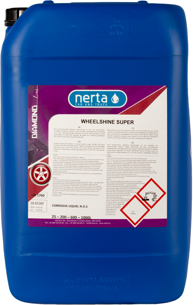 WHEELSHINE SUPER