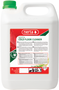 cold floor cleaner, nerta
