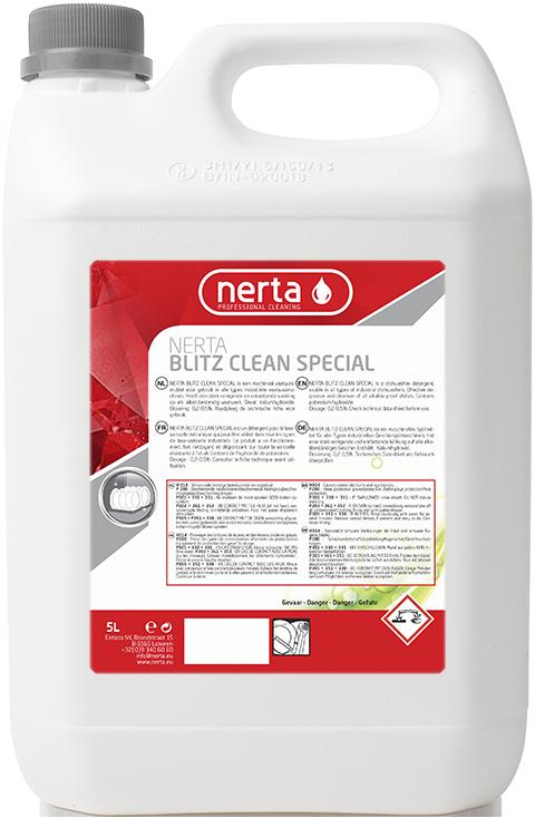 Blitz Clean Special
