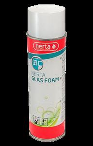 Glas Foam groter